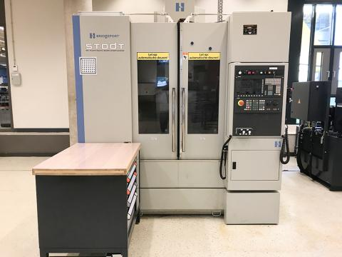 Bridgeport GX600 Siemens